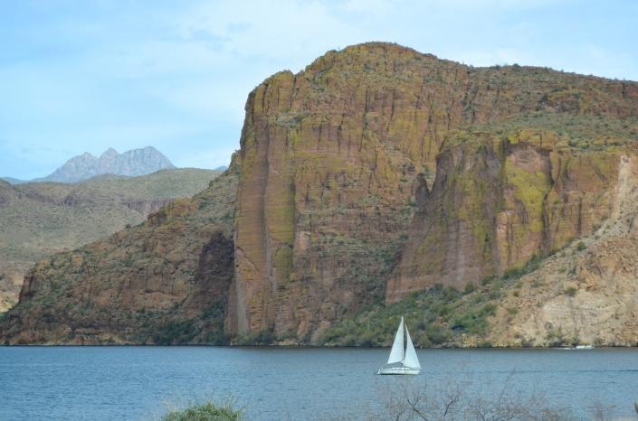 Sailing in Phoenix
